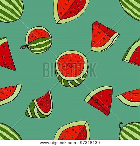 Pattern Watermelon