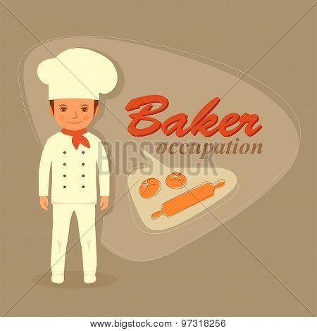 baker profession,