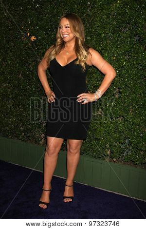 LOS ANGELES - JUL 29:  Mariah Carey at the Hallmark 2015 TCA Summer Press Tour Party at the Private Residence on July 29, 2015 in Beverly Hills, CA
