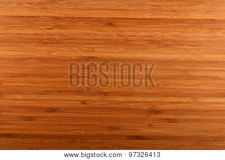 Bamboo Wooden Cutting Kitchen Board Background