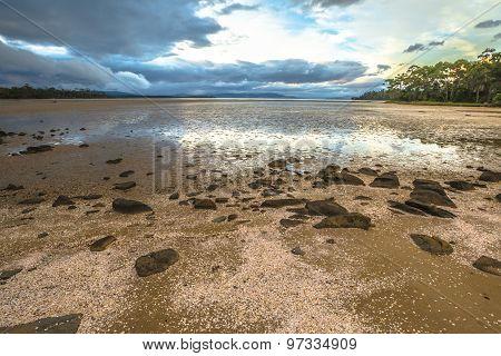 Bruny Island: Daniels Bay