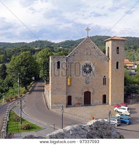 Holy Savior Church - Bolsena, Viterbo