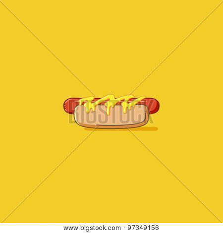 Simple Hot Dog