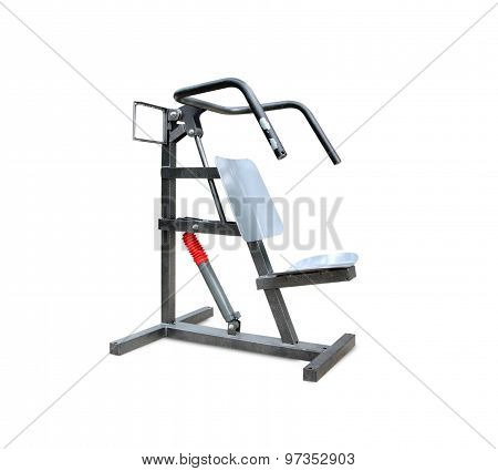 Fitness Equipment Old