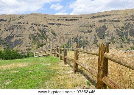 Mountains In Washington Oregon Idaho