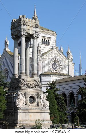 Monumental Cemetery of Milan