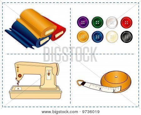 Sewing Accessories &Tools