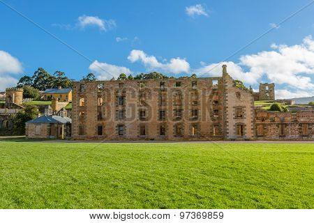 The Penitentiary Tasmania
