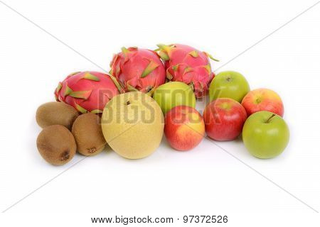 Various Kind Of Fruit For Healthy.