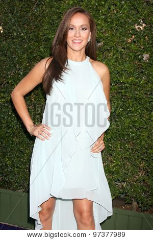 Gavin O'ConnorLOS ANGELES - JUL 29:  Crystal Lowe at the Hallmark 2015 TCA Summer Press Tour Party at the Private Residence on July 29, 2015 in Beverly Hills, CA