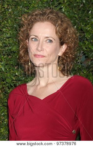 Gavin O'ConnorLOS ANGELES - JUL 29:  Leslie Hope at the Hallmark 2015 TCA Summer Press Tour Party at the Private Residence on July 29, 2015 in Beverly Hills, CA