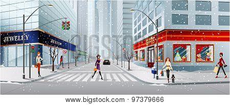 City Street.eps