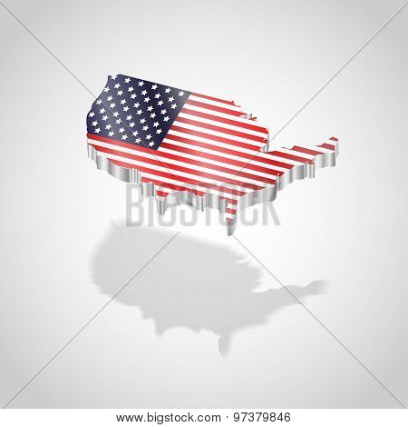 flag of american
