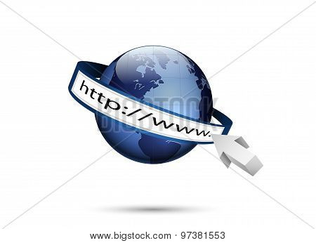 World and http://www, Global internet technology