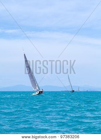 Samui Regatta 2015, Thailand - May 23Rd-30Th  : Event At Chaweng Beach ,koh Samui Island ,thailand M