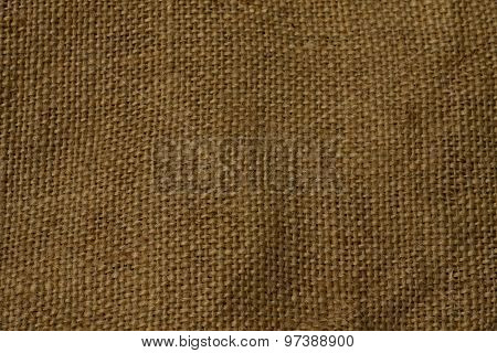 Texture Of Coarse Cloth