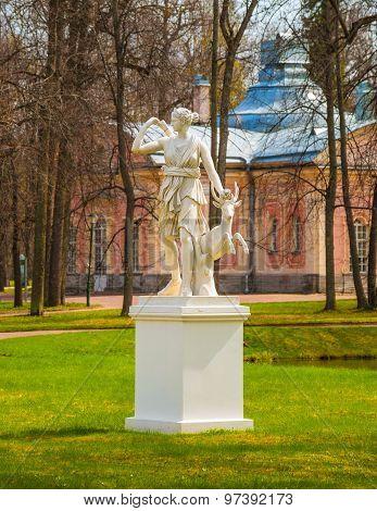 Park sculpture