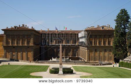 Baroque Palace - Palazzo Pitti