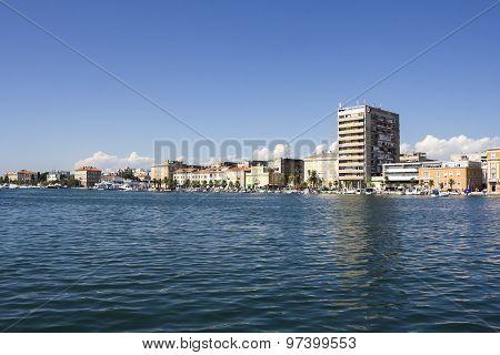 Cityscape Of Zadar