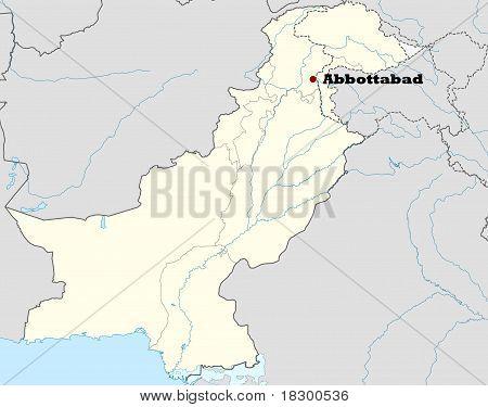 Abbottabad In Pakistan