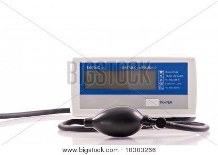 Máquina de pressão arterial
