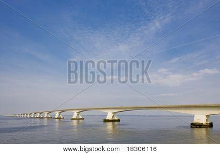 Zeelandbrug, Zeeland, Netherlands