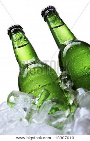 Ice Beer Bottles