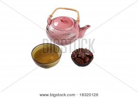 Tea and sweets