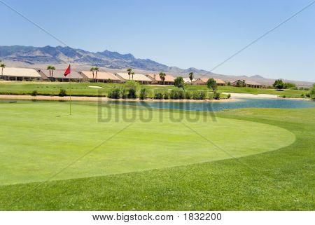 Condos On Golf Course