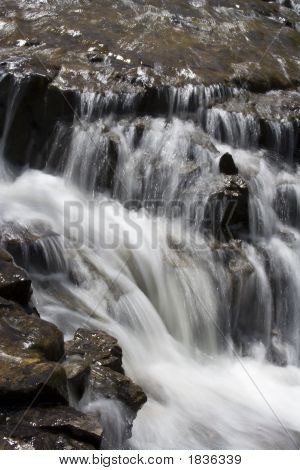 Waterfall Blur