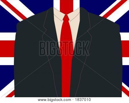 British Business Man