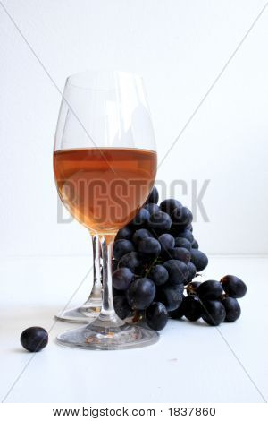 Glass Of Vine