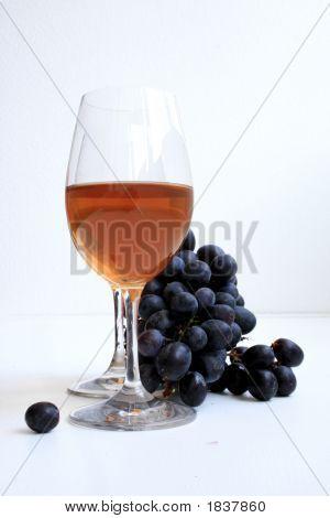 Glass Of Vine