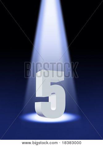 Número cinco