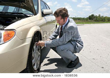 Flat Tire - Inconvenient