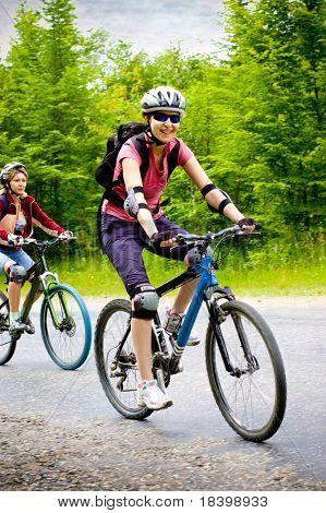 relajarse ciclismo
