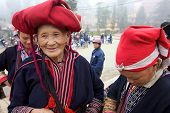 Red Dao Ethnic Minority Vietnam
