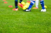 Soccer Training Session poster