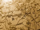 picture of land-mass  - missouri - JPG