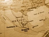 stock photo of land-mass  - Mexico City - JPG