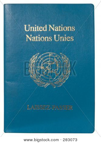 Unated Nations Passpot