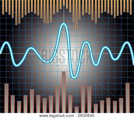 Music Wave- Vector Illustration