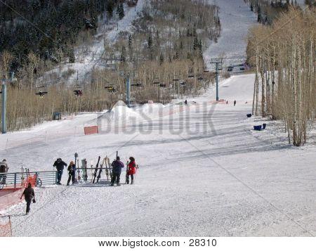 Powderhorn Lift Vertical