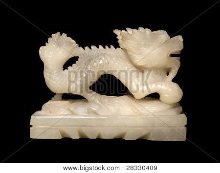 Soapstone Dragon