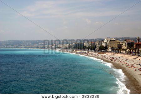 French Riviera Beach