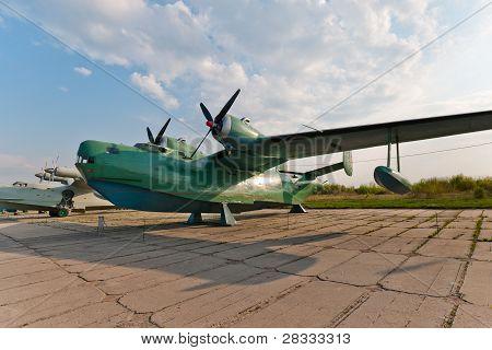 Beriev Be-6 Plane