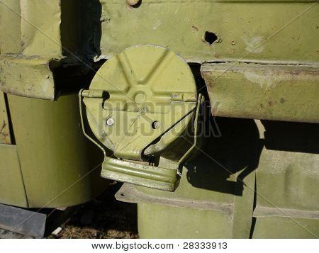 Cover Petrol Tank.