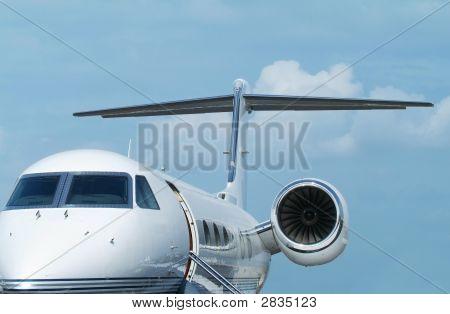 Executive Jet Aircraft