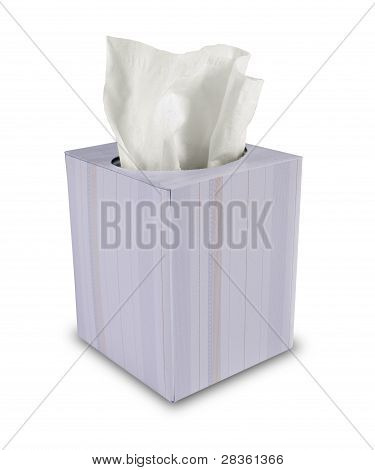 Box Of Tissue Paper