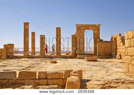 Ancient Desert City Israel